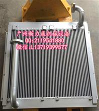 供应日立ZAX200液压油箱散热器 水箱 风扇叶/日立ZAX200