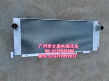 供应住友SH200A2液压油箱散热器 水箱 风扇叶/SH200A2