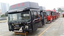 中国重汽豪卡H7联合灰高顶驾驶室/重汽豪卡H7