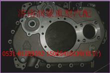 中国重汽豪沃豪瀚铝变速箱后盖价格 WG2220100004/WG2220100004