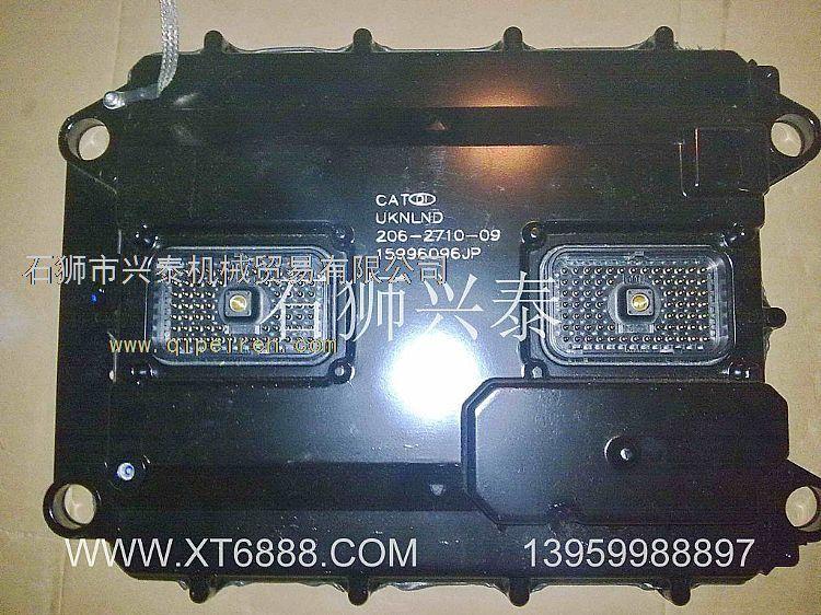 卡特控制器接线图