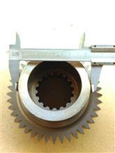 JS180-1707030陕齿变速箱副箱驱动齿轮/JS180-1707030