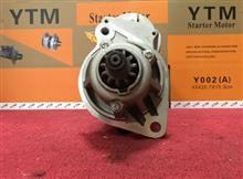 昱特电机YTM 6D14ND FUSO 三菱 电装款 起动机马达/6D14ND