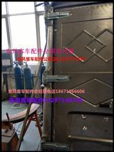 东风超龙客车厢式货车后围后门合页司机门/EQ5046左立柱后尾保险杠
