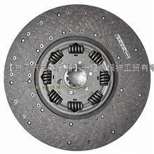 萨克斯离合器从动盘总成/六簧50.8三级减震(进口型)/1601130-ZB601