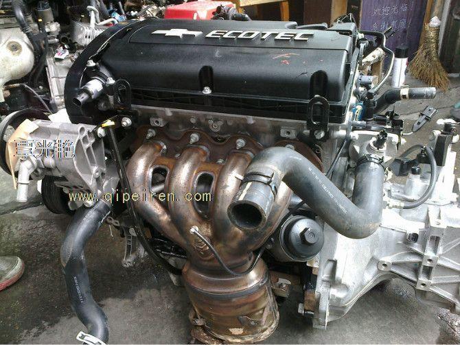 科鲁兹发动机高清图片