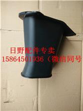 广汽日野700方向柱防尘套下/日野700转向传动装置外防尘罩/45252-E0020