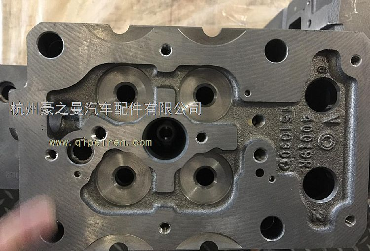 612600040362潍柴动力wp10共轨气缸盖总成,612600040362图片