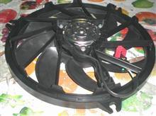 供应标致206CC电子扇,冷气泵,启动马达原装配件/电子扇总成