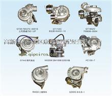 批发供应小松挖机PC200-5 配套机型S6D95增压器/6207-81-8210/465044-0251
