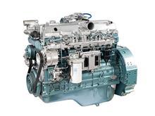 玉柴YC6A发动机总成/玉柴YC6A发动机总成