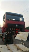 AH1631..00304金王子右置车驾驶室总成,红色/AH1631..00304