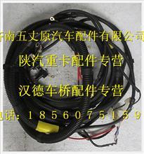 陕汽德龙奥龙发动机电线束(2KW发电机)/JZ91159770002