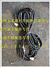 陕汽德龙驾驶室顶盖线束(半高顶新内饰)/DZ91189772116