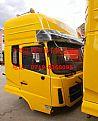 厂家生产东风商用车[新款天龙驾驶室总成]工程黄/柠?#39542;?#25253;价/5000012-C4304-34U