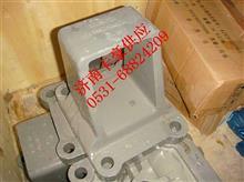 重汽HOWO70矿车原厂后钢板弹簧座/WG9770521001