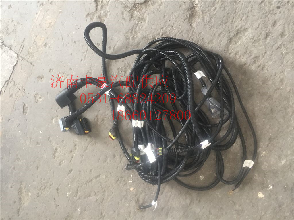 wg9718770810            abs驾驶室电线束(m5g/带挂车)