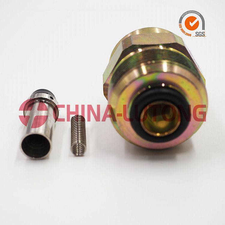 捷达电磁阀短(12v)进油通用电磁阀9900015图片