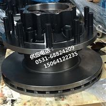 重汽HOWO T7H牵引车后轮毂 轴头/712-35700-6147