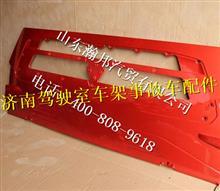 重汽豪沃T5G散热器面罩WG1662115010/WG1662115010
