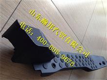 福田戴姆勒欧曼汽车原厂配件   欧曼GTL左地毯压条/FH4512020001A0
