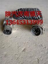 陕汽德龙F3000ABS螺旋形柔性电缆/DZ9100770032