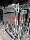 陕汽德龙新M3000X3000驾驶室车门总成车门壳玻璃升降器/DZ97259190403