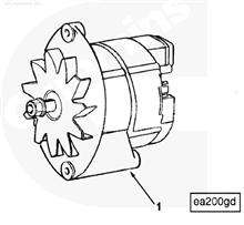 美国康明斯发电机3251612 工程机械充电机/3251612