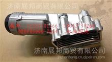 080V05000-7064重汽曼MC07发动机配件   机油散热器/080V05000-7064
