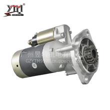 电机YTM 4D88  EC60/PC50/CS55洋马YANMAR 起动机马达/S13-294