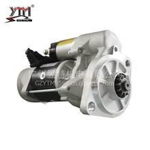 YTM电机J08C SK250 350-8 日野大巴 神钢 起动机马达/28100-78061