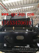陕汽同力宽体矿用车配件中后桥制动底板(大轮边)/DZ9112440535