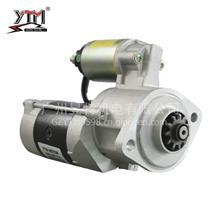 YTM昱特电机 S4E E312 S4F R110-7 三菱 卡特 起动马达/M002T65271