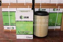 重汽豪沃HOWO 潍柴发动机空气滤芯器;空滤芯;空滤总成/K2841PU