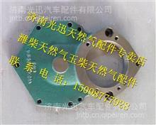 VG1500010008A重汽天然气发动机凸轮轴齿轮盖/VG1500010008A