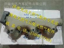 612600110974潍柴天然气发动机配件排气管/612600110974