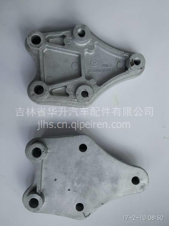 欧曼h4戴姆勒gtl脚踏板铝固定座h4845010007a0图片