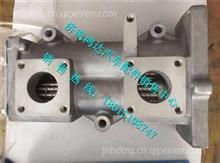 潍柴WP10柴油机发动机配件EGR冷却器/612600113015