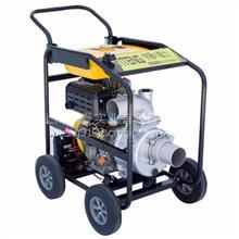 消防应急4寸柴油机水泵
