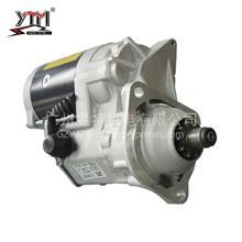 YTM昱特电机 6D107 PC220-8 小松KOMATSU 起动机马达/600-813-5110