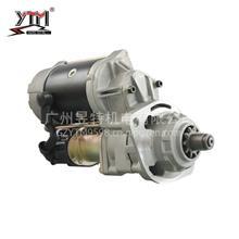 昱特电机YTM 6D102T PC200-6  小松KOMATSU 起动机马达/0-24000-3060