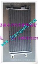 中国重汽豪沃HOWO10款冷凝器带储液罐 事故车配件/WG1642821005