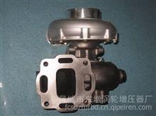 潍柴WD615发动机  型号H2DM增压器 总成号Assy:3538623  TURBO/客户号:3538623