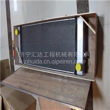 小松配件PC300-7暖风水箱ND116140-0050散热器总成/PC360-7