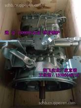 豪沃T7变速箱 壳子副箱同步器自卸车配件改装生产厂家/专卖重汽豪沃变速箱总成13396446715