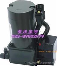 豪沃A7驾驶室电动泵 电动举升泵 驾驶室电动油泵/WG9925820031/1