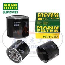 MANN-FILTER(曼牌滤清器)机滤W811/80/W811/80