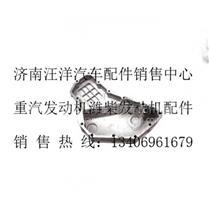重汽EGR欧三发动机机油冷却器盖/VG1557010014