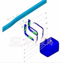 华菱重卡牵引车配件    液位传感器;油量传感器;油浮子/36A47D-10561