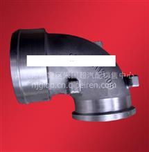 重汽、陕汽发动机配件批发 潍柴发动机连接短管/612600112505